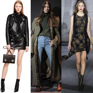 1: Versus Versace; 2: Vetements; 3: 3.1 Phillip Lim